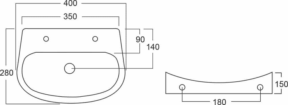 nic-design-milk-lavabo-tex-info-40-28-15,5-01