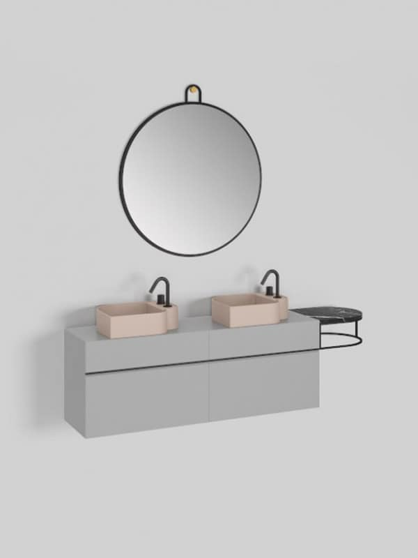 меблі для ванних кімнат Nouveau